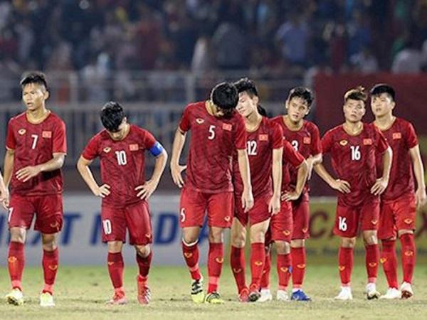 Bóng đá trẻ Việt Nam liên tiếp nhận thất bại tại vô địch Đông Nam Á 2019