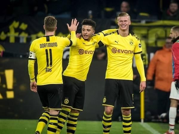 Tin bóng đá Đức 1/4: Dortmund ra quyết định khiến cầu thủ sung sướng