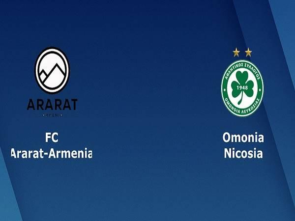 Soi kèo Ararat vs Omonia Nicosia 22h00, 19/08 - Champions League