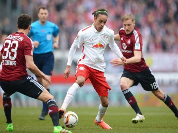 Nhận định bóng đá Nurnberg vs RB Leipzig, 20h30 ngày 12/9