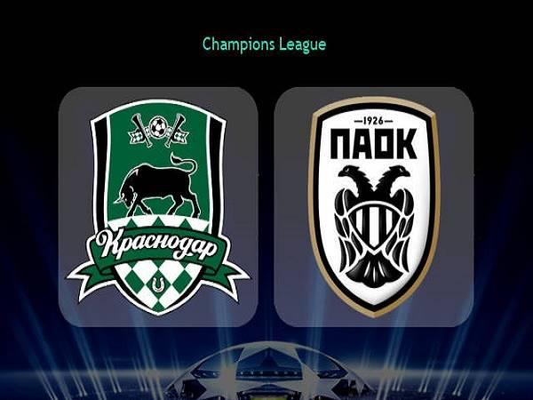 Nhận định Krasnodar vs PAOK 02h00, 23/09 - Cúp C1 châu Âu
