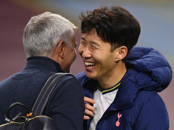 Bóng đá QT chiều 16/11: Mourinho lệnh cho Son ở yên trong khách sạn