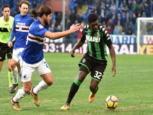 Nhận định, soi kèo Sampdoria vs Sassuolo, 02h45 ngày 24/12 - Serie A