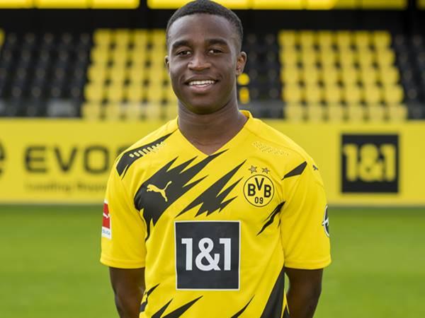 Tìm hiểu về Youssoufa Moukoko – thần đồng của Dortmund