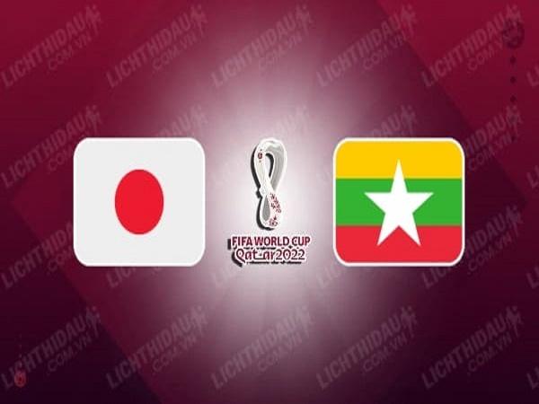 Soi kèo Nhật Bản vs Myanmar – 17h20 28/05, VL World Cup