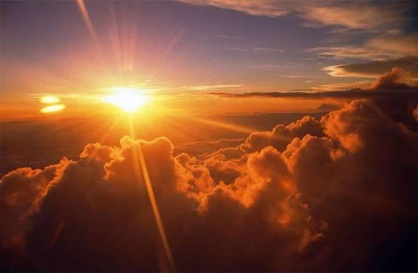 Nằm mơ thấy mặt trời