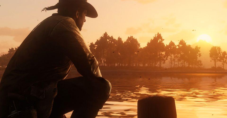 Red Dead Redemption 2 Người chơi bắt được lượng cá lớn