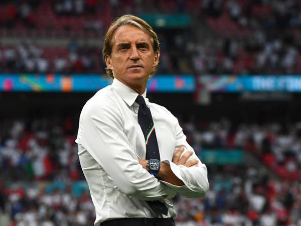 Tin bóng đá sáng 12/7: Vô địch EURO 2020, HLV Mancini bật khóc nức nở