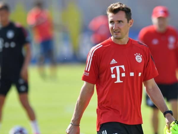 Tin Euro chiều 1/7: Trong thất bại, người Đức nhớ Klose