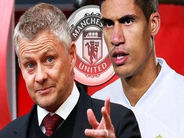 Tin thể thao 26/7: Man United sẽ ký hợp đồng 5 năm với Varane