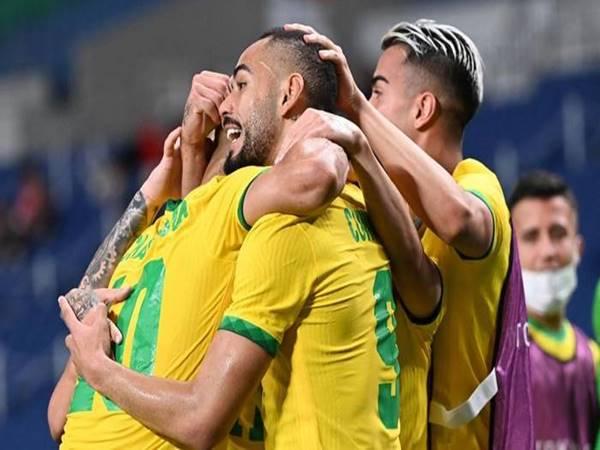 Nhận định bóng đá U23 Mexico vs U23 Brazil, 15h00 ngày 3/8