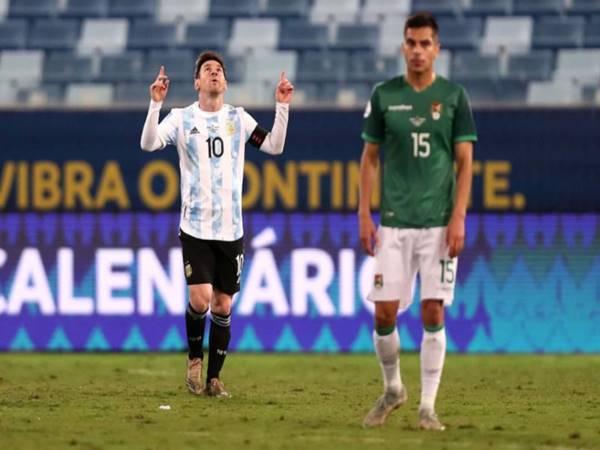 Dự đoán bóng đá Argentina vs Bolivia (6h30 ngày 10/9)