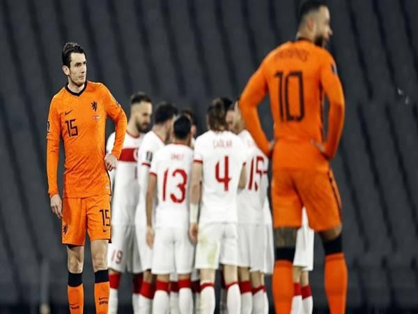 Dự đoán bóng đá Hà Lan vs Thổ Nhĩ Kỳ (1h45 ngày 8/9)