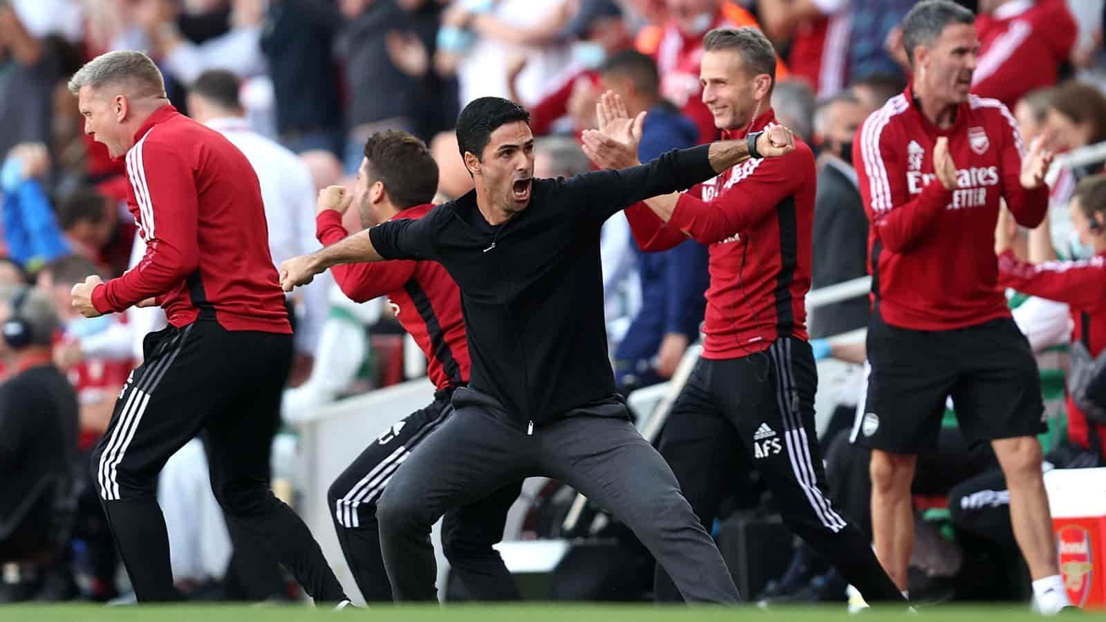 Tin bóng đá 27/09: Mikel Arteta tìm ra công thức của Arsenal